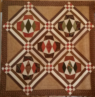 Laura's Wedding Quilt