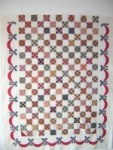 Civil War Reproduction Quilt