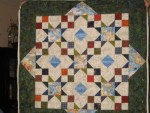 Penny Gerds's Star Quilt